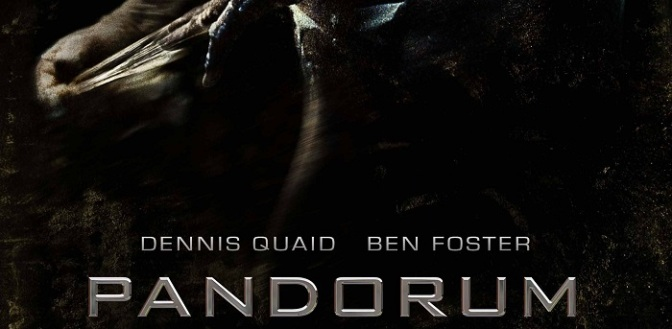 Pandorum – Surprisingly good sci-fi / horror movie.
