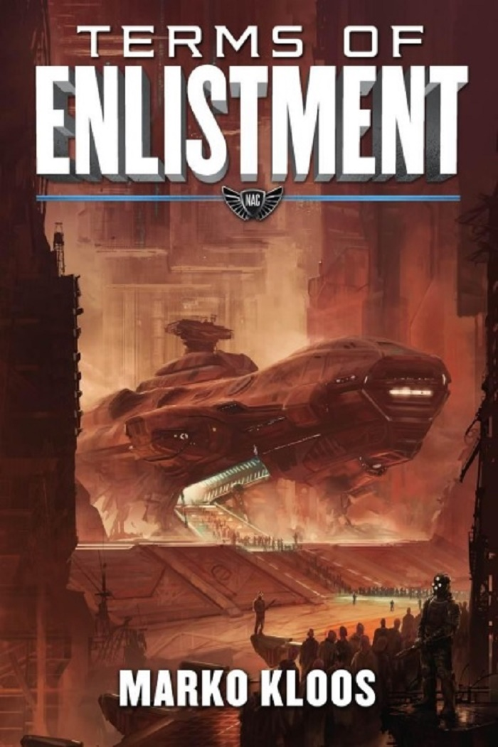 Terms of Enlistment – After some hesitation I decided that I quite liked this book.