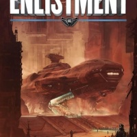 Terms of Enlistment - After some hesitation I decided that I quite liked this book.