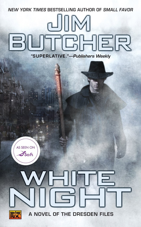 White Night – One of the better Dresden books.