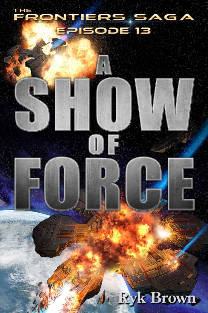 A Show of Force – Great book…except for a few things