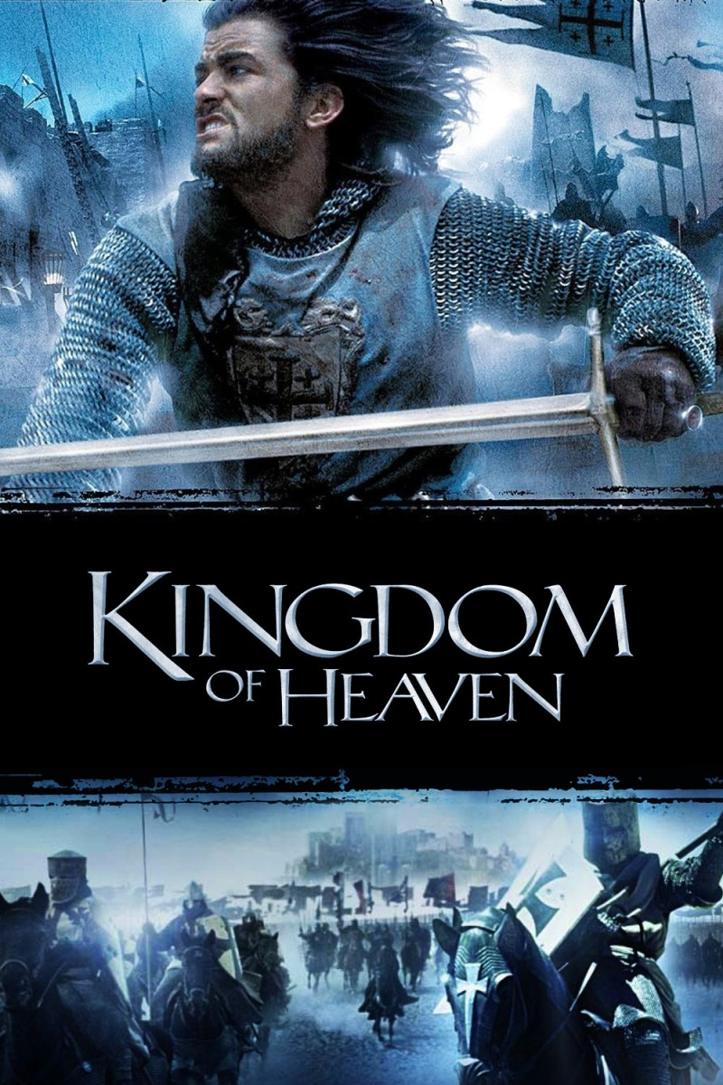 Kingdom of Heaven - Decent, even quite good but depressing movie