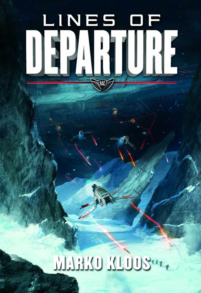 Lines of Departure – Fairly solid military science fiction