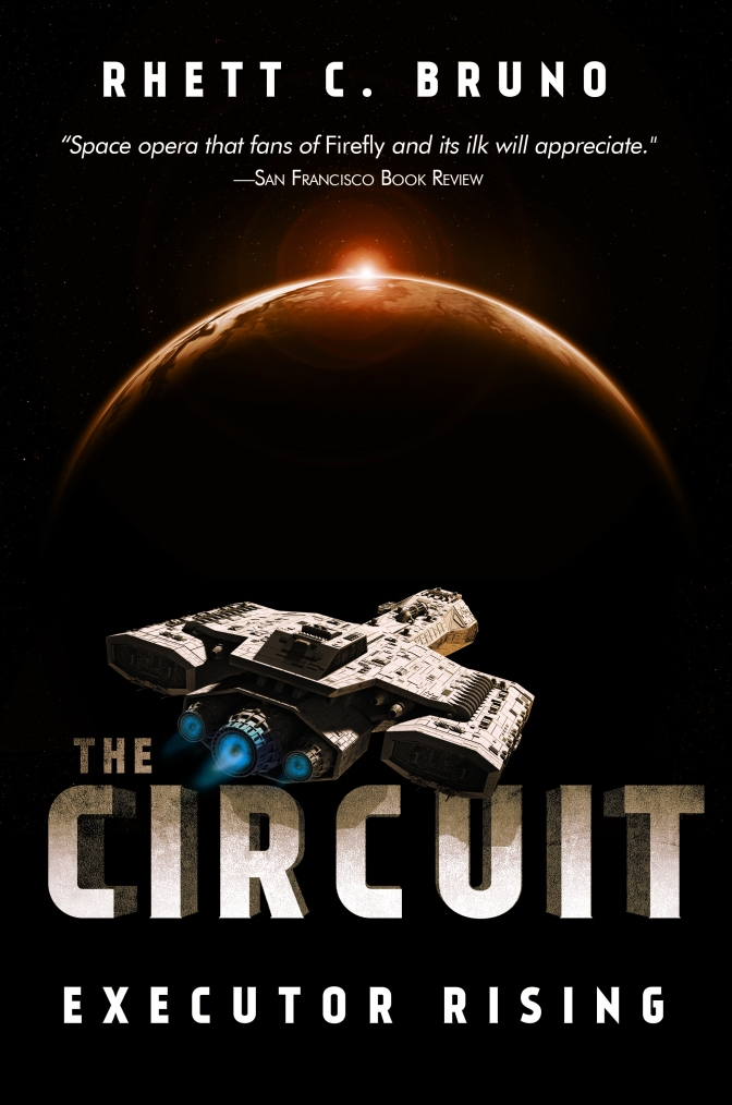 The Circuit: Excecutor Rising republished