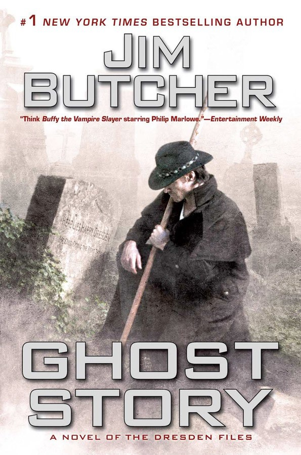 Ghost Story – Not bad but I have to say that I liked the non-ghost version of Harry better.