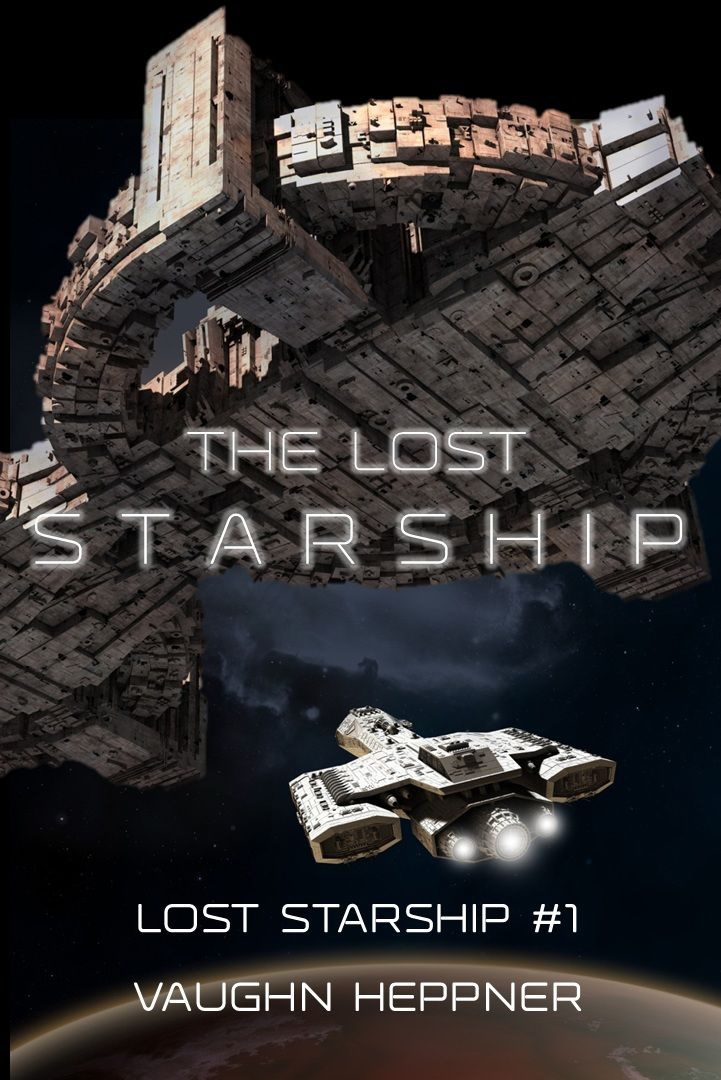 The Lost Starship – Quite enjoyable easy to read military sci-fi adventure story.
