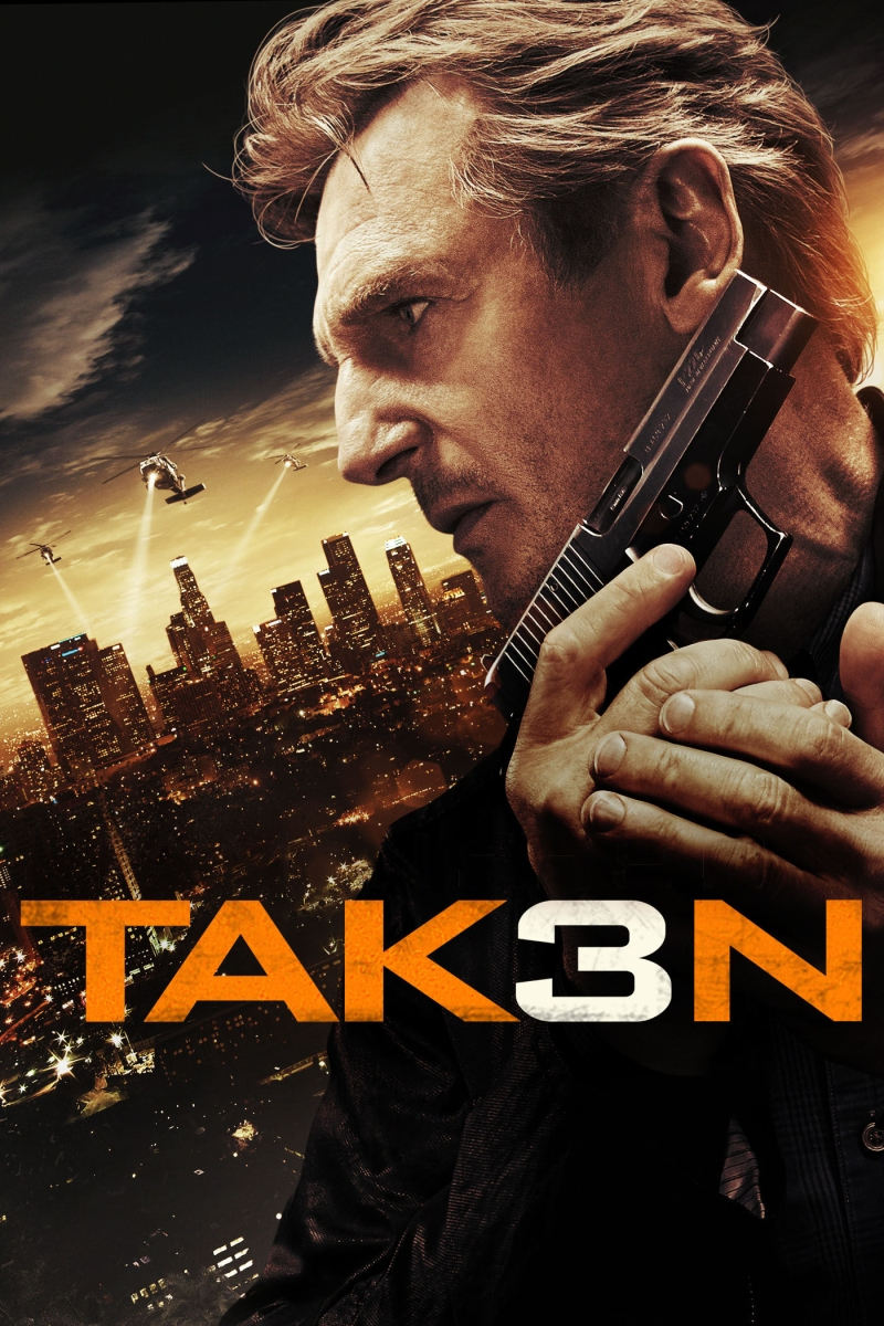 Taken 3 - Decent enough action movie but quality have gone down quite a bit since the first instalment