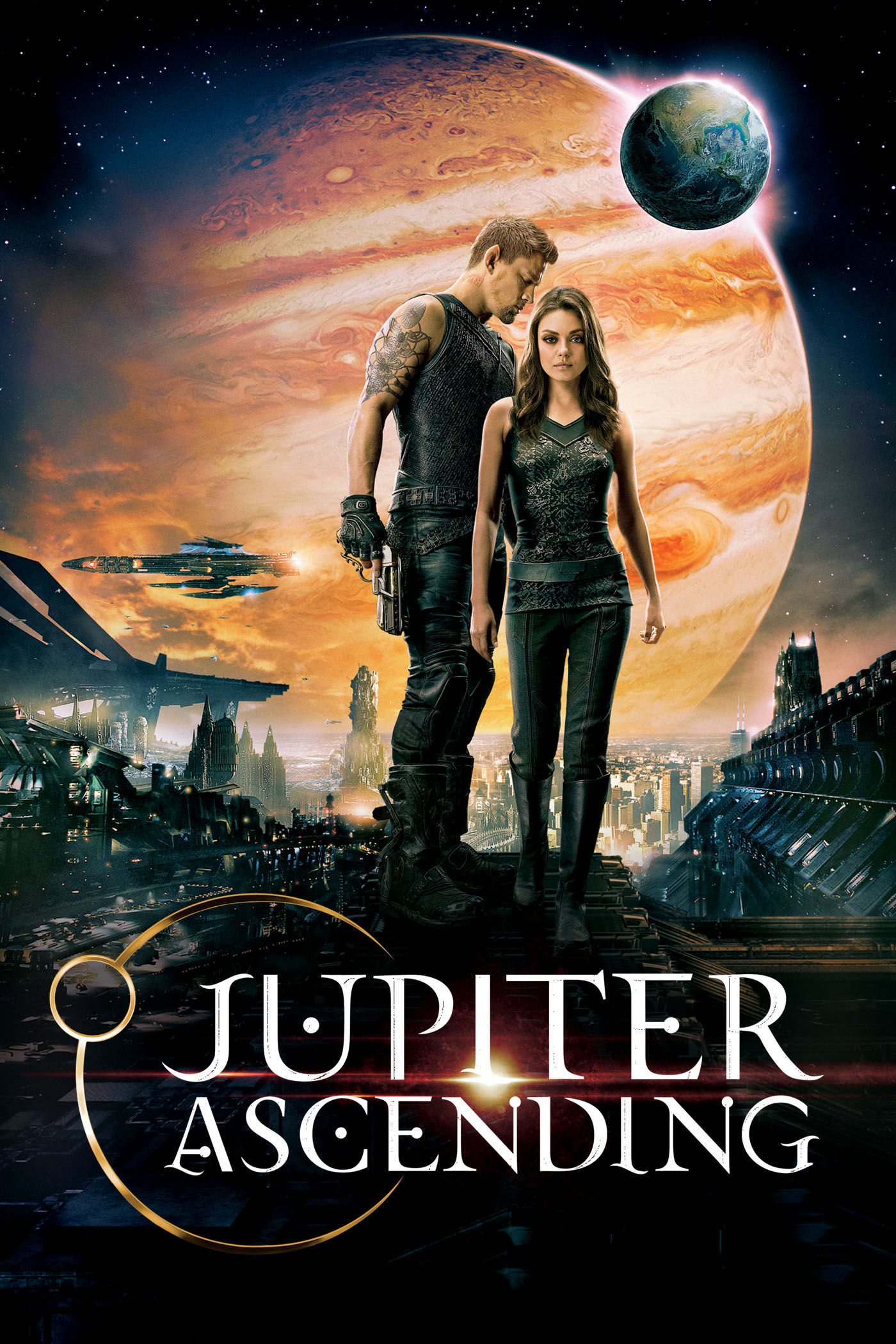 Jupiter Ascending – I quite liked this movie.