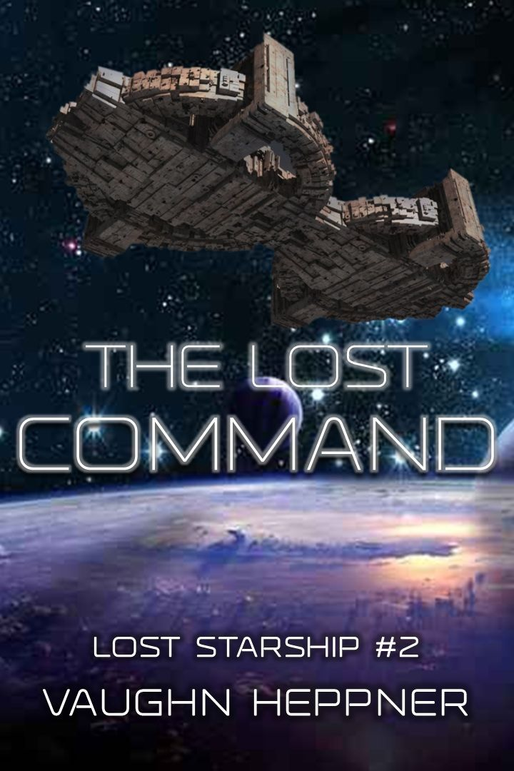 The Lost Command – A pretty good continuation of The Lost Starship