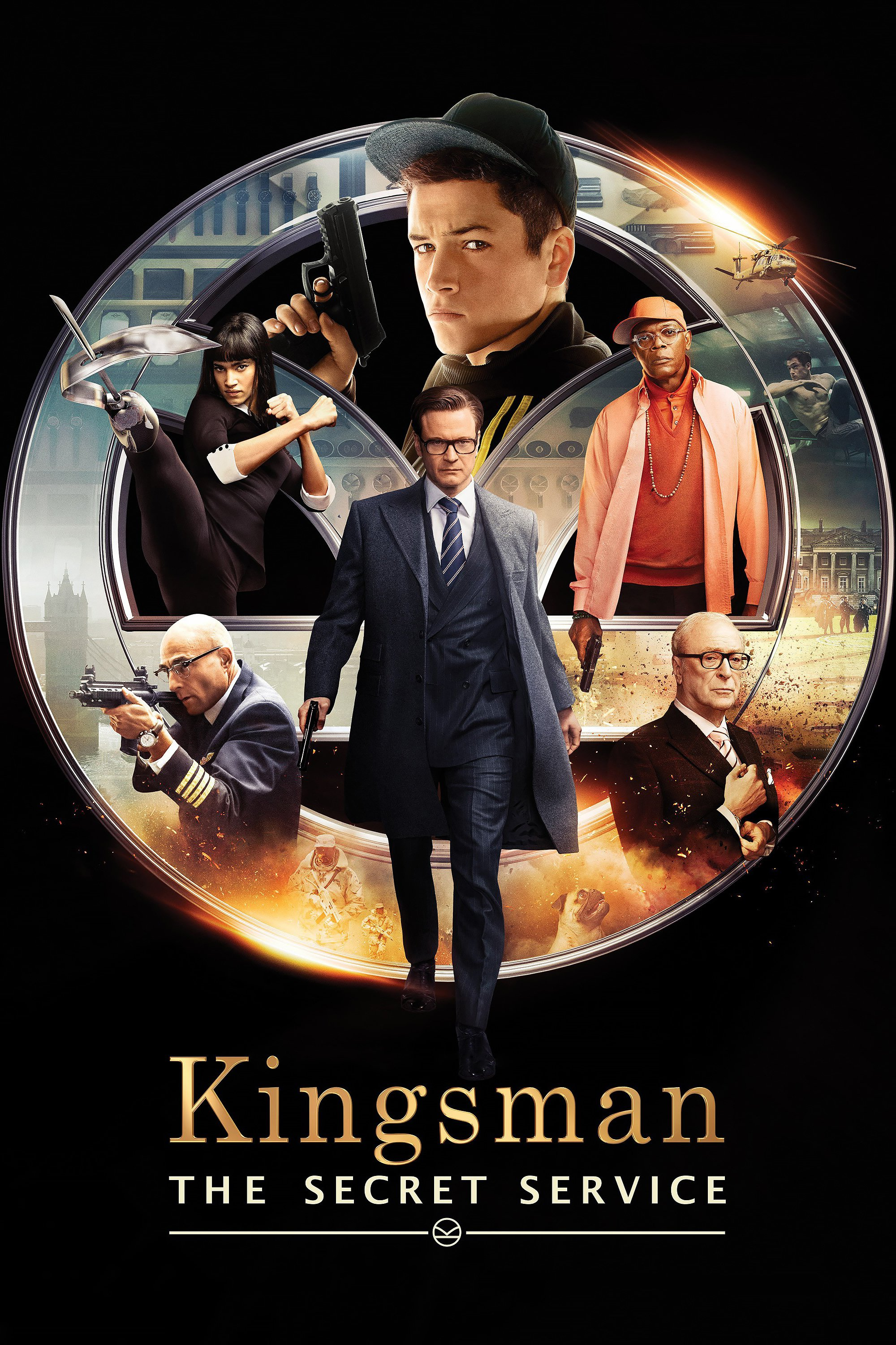 Kingsman – Very fun secret agent movie although it had some silly parts