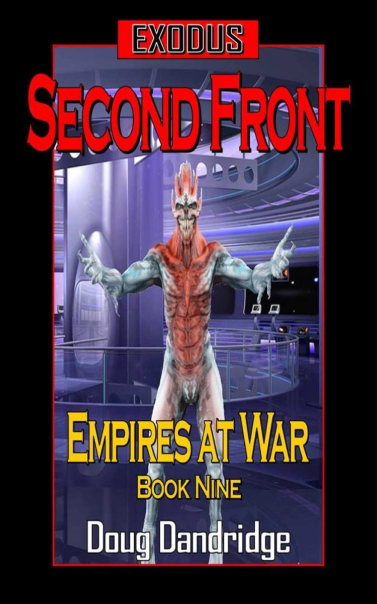 Second Front - Doug Dandridge threw in a few twists in this excellent 9th installment of Empires At War