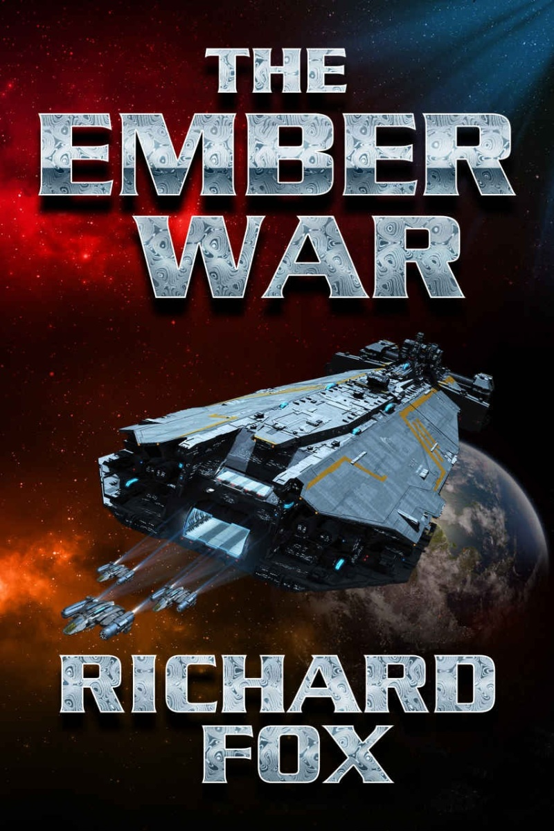 The Ember War - A good start of a new human survival sci-fi series.