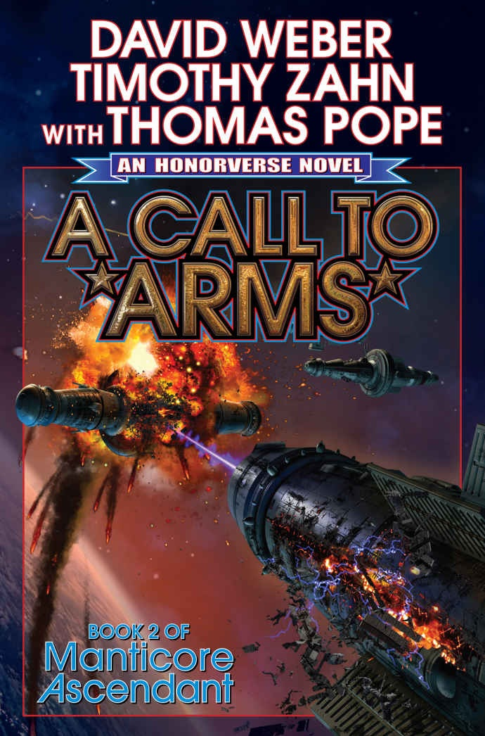 A Call to Arms – I liked the first book in the series better