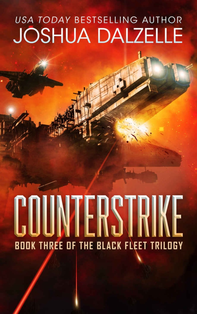 Counterstrike - A good ending to the Black Fleet trilogy although I think it could have been a happier one.