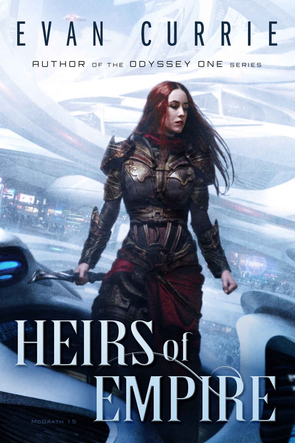 Heirs of the Empire – Very good action filled and somewhat different sci-fi story.