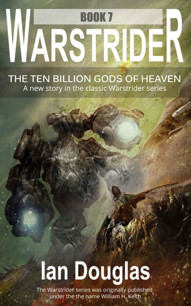 The Ten Billion Gods of Heaven - Quite nice little novella in the Warstrider universe.