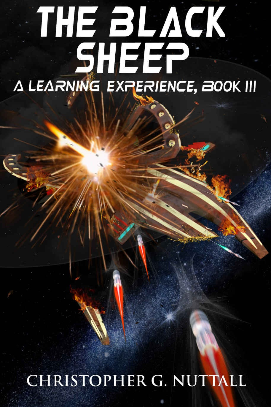 The Black Sheep – A new enjoyable adventure in the A Learning Experience series by Nuttall