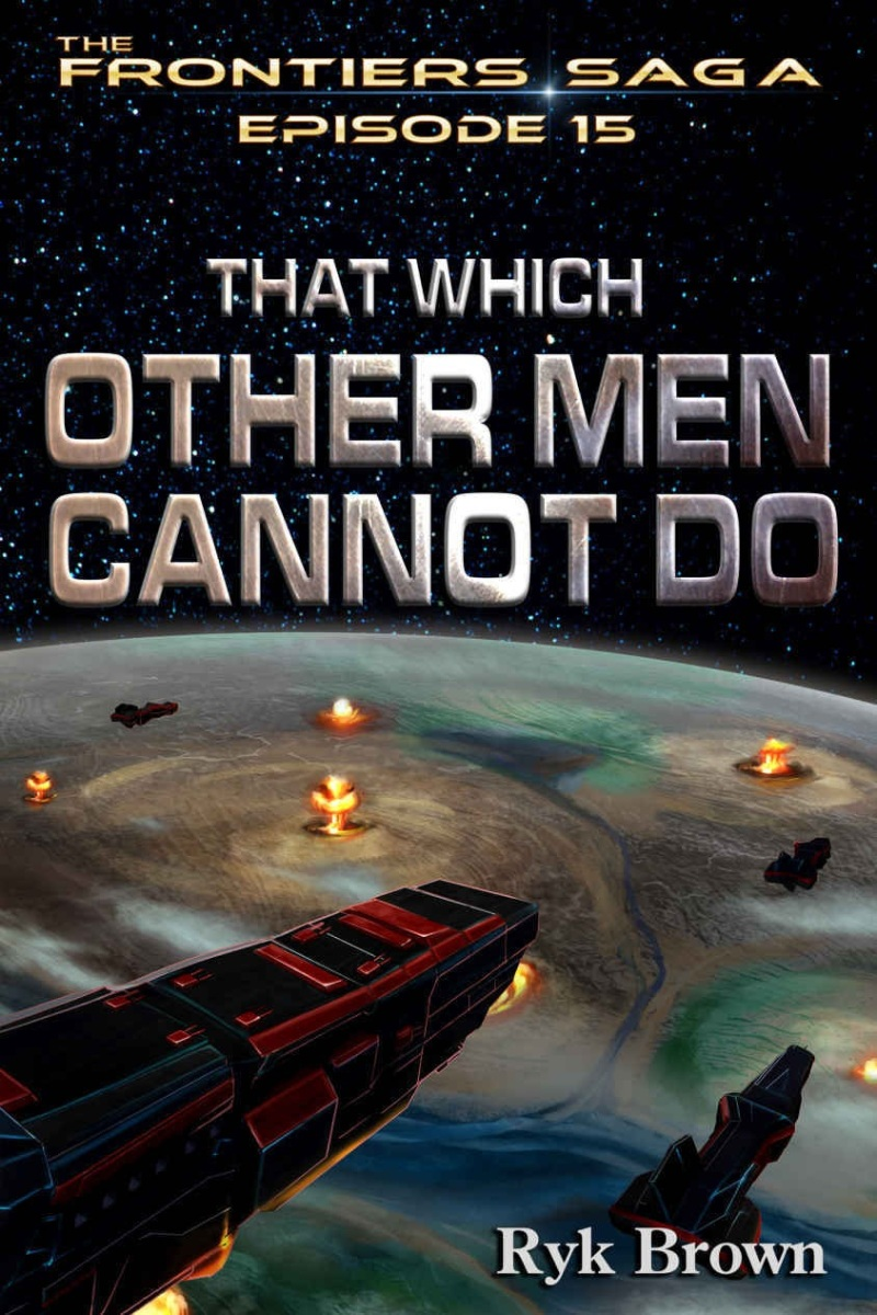That Which Other Men Cannot Do - The ending ruined the entire series for me!