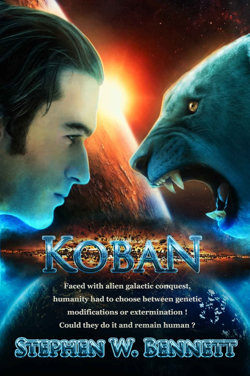 Koban - A bit slow to start but an excellent (nasty) alien encounter adventure.