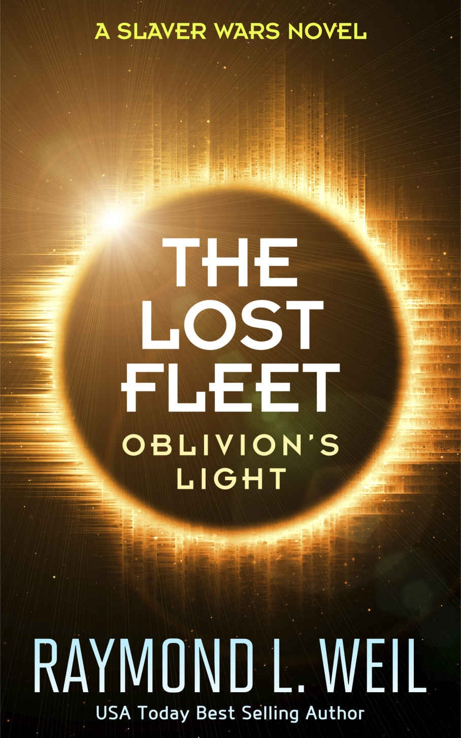 Oblivion's Light – Yet another entertaining book in the Slaver Wars/ The Lost Fleet series.
