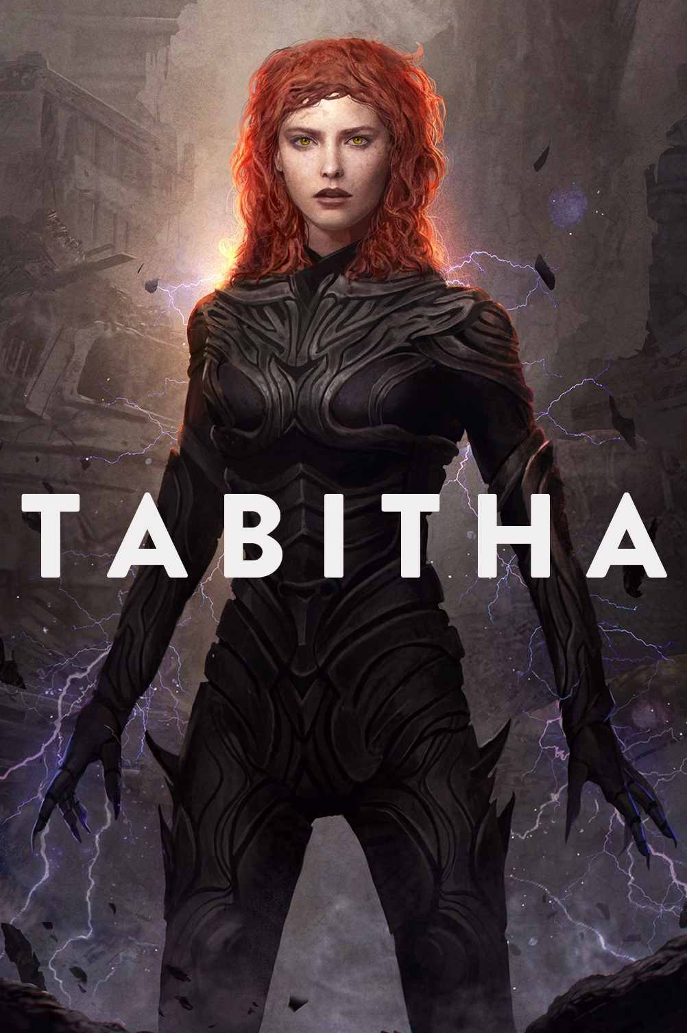 Tabitha – Promising blurb but unfortunately I found it rather meh.
