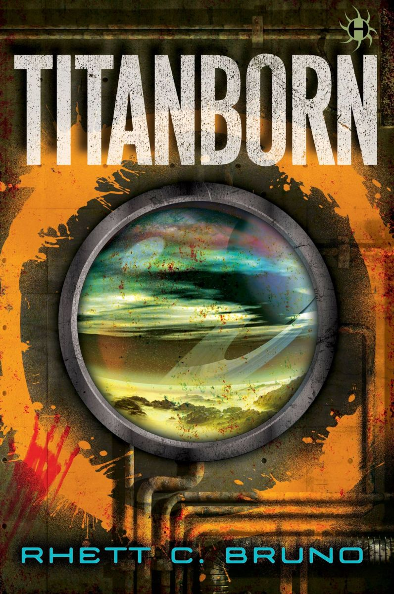 Titanborn - Very good little adventure story.