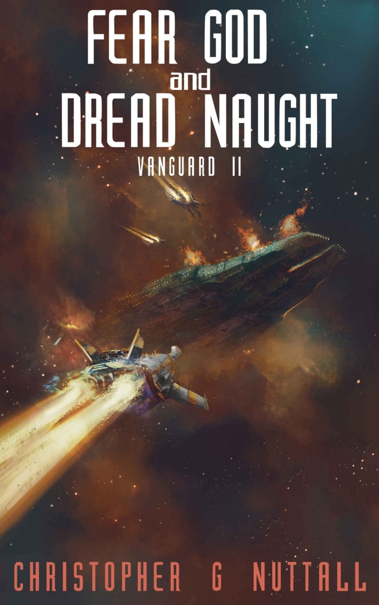 Fear God and Dread Naught - Good solid military science fiction.