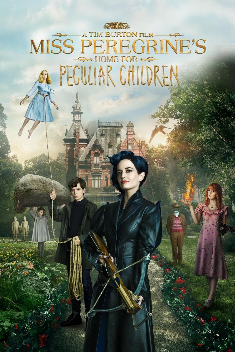 Miss Peregrine's Home For Peculiar Children: Quite nice family movie.