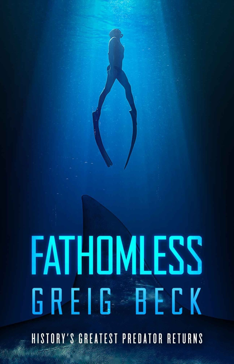 Fathomless: Jaws on steroids. Quite enjoyable.