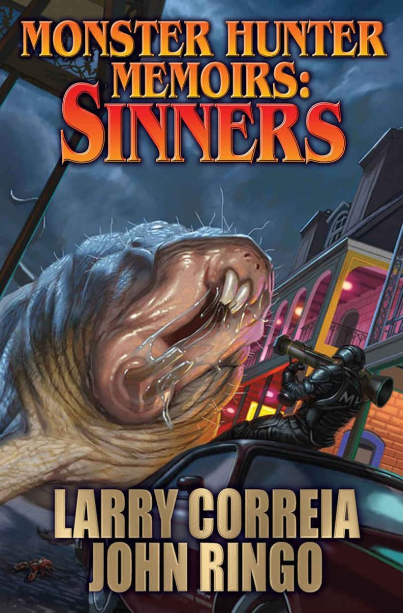 Sinners: Fun and highly politically incorrect MHI adventures.