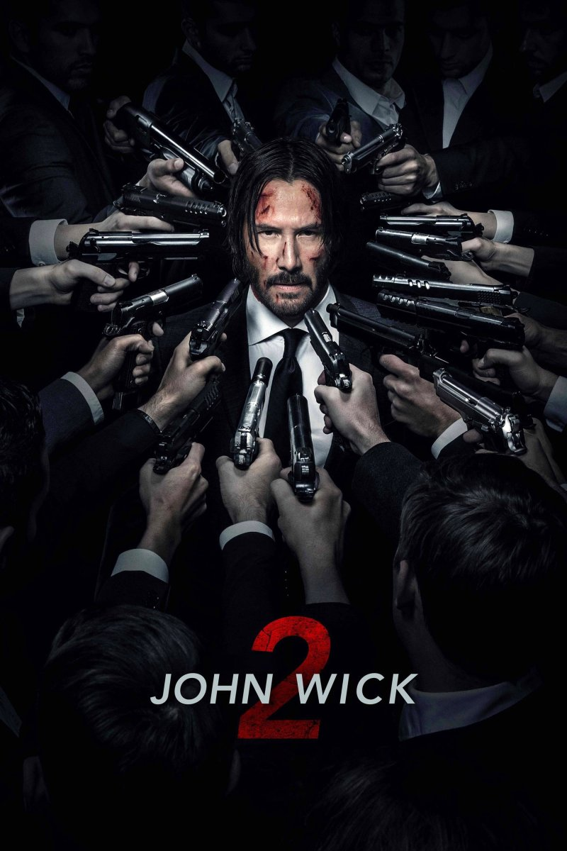 John Wick Chapter 2: Ehhh, what the f... happened?
