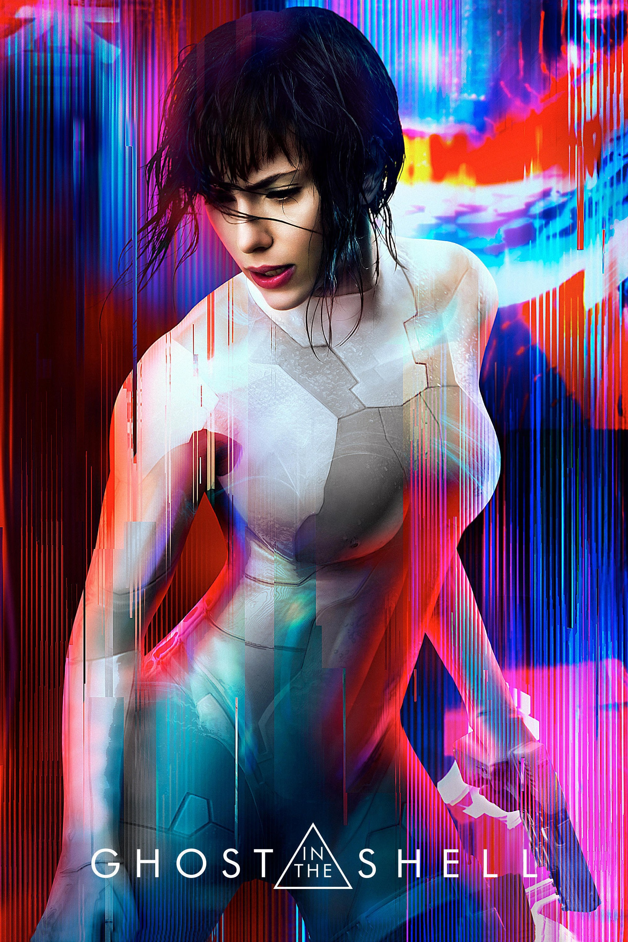 Ghost in The Shell: Okay but that's it.