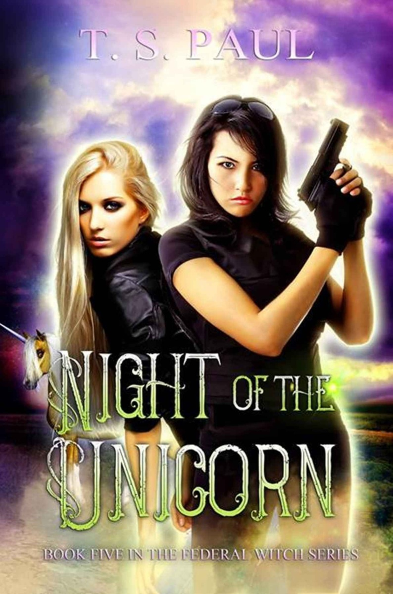 Night of The Unicorn: Pretty okay urban fantasy story.