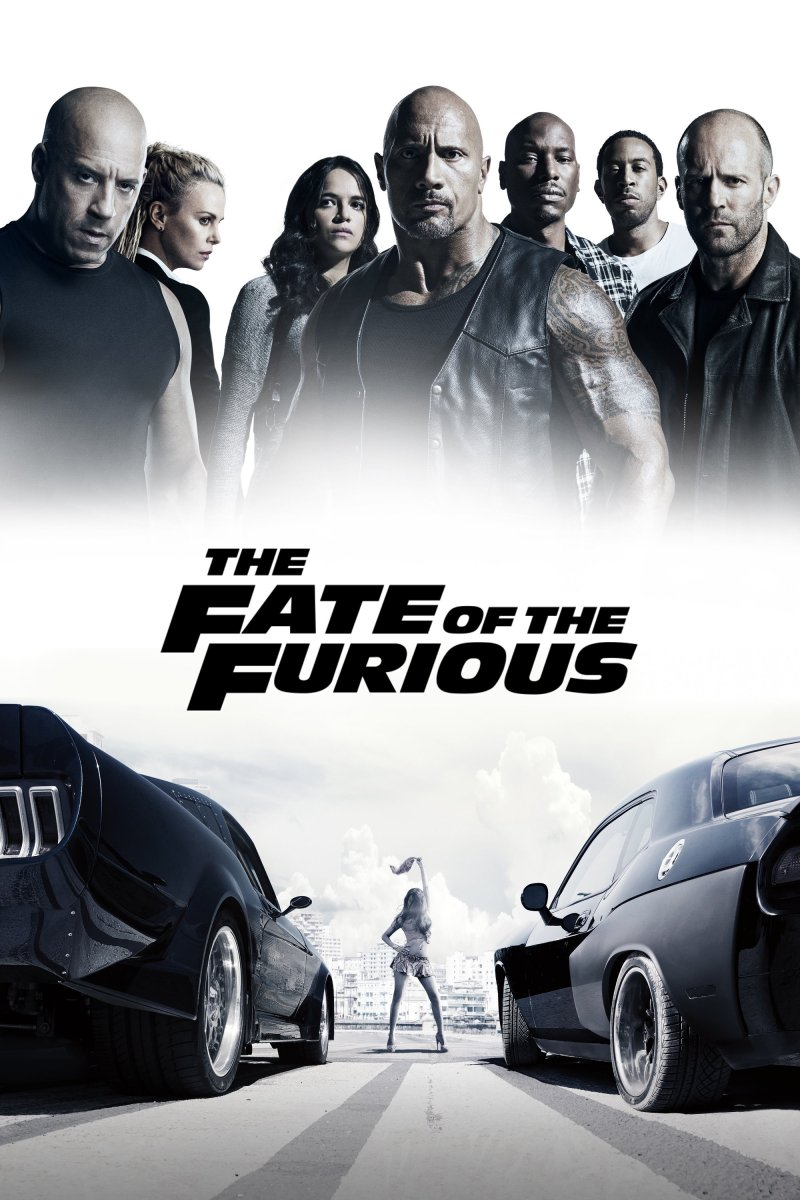 Fate of The Furious - Despite ludicrous FX I quite liked it.