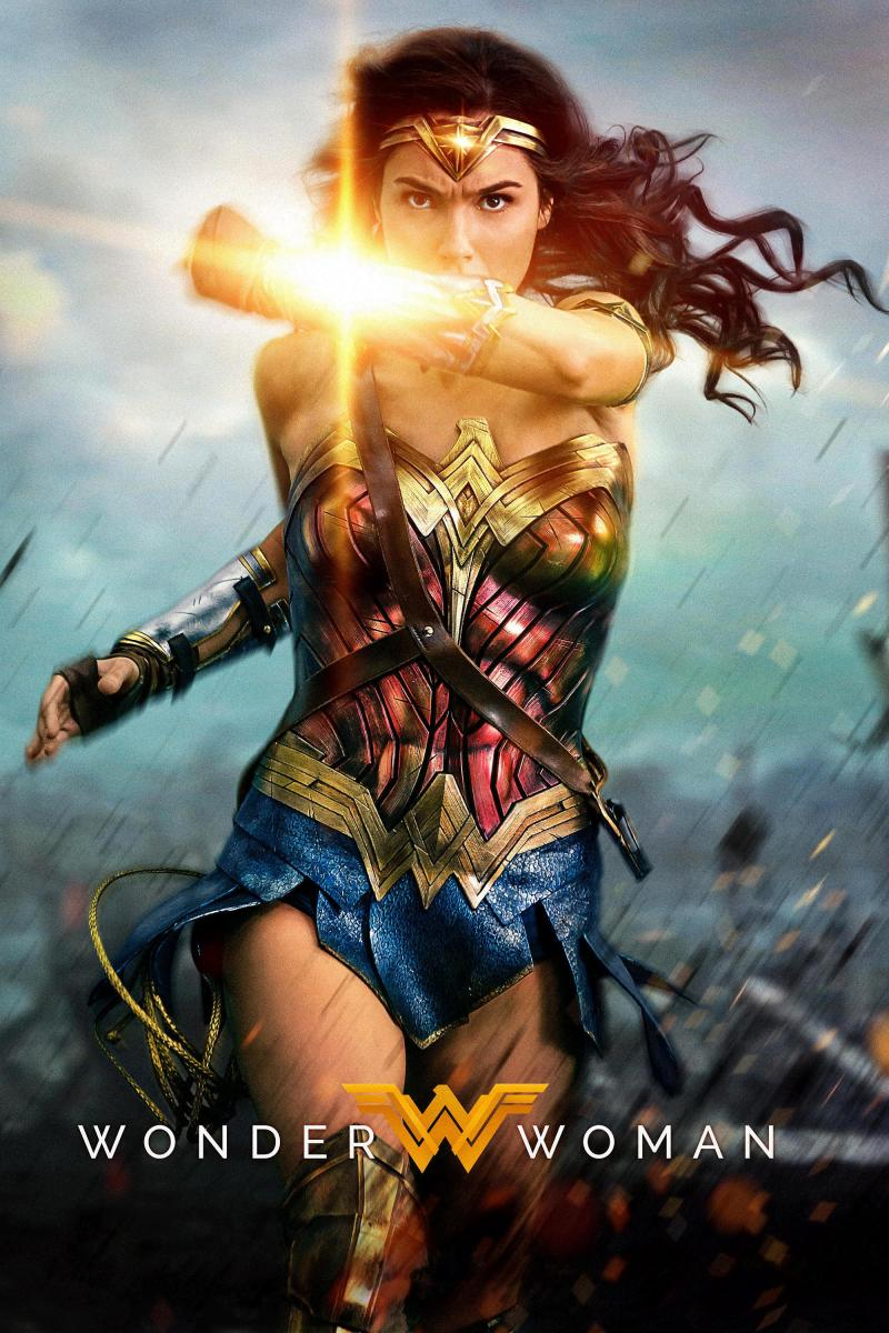Wonder Woman: 2+ hours of good visual entertainment.