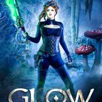 Glow: Fairly likable young adult urban fantasy.