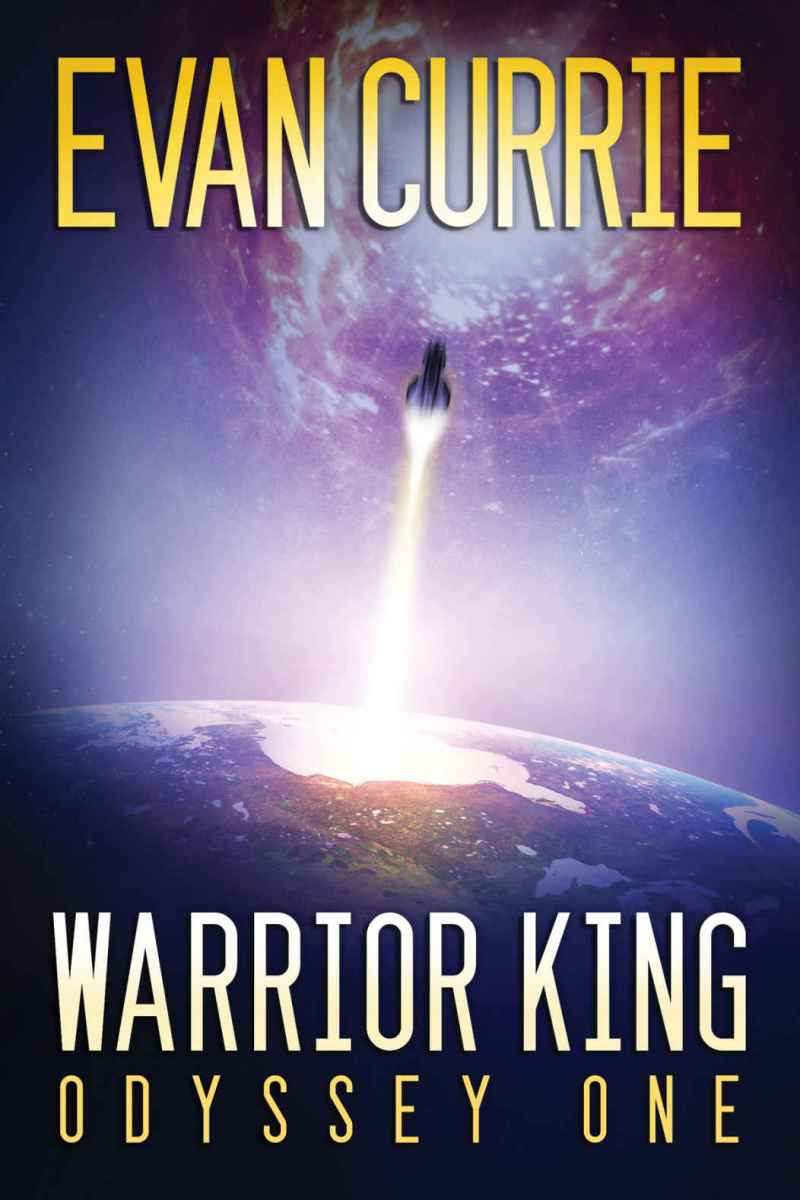 Warrior King: A great Odyssey One book!