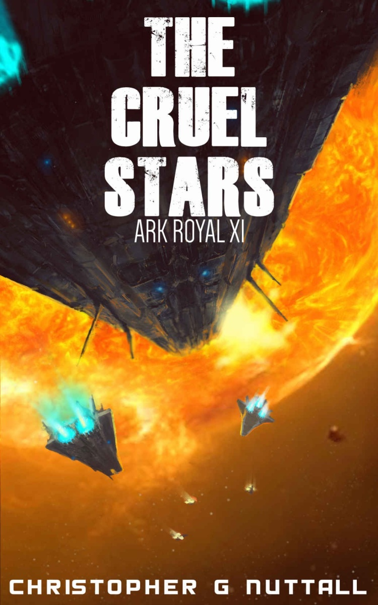 The Cruel Stars: Not as god as the other books in the series.