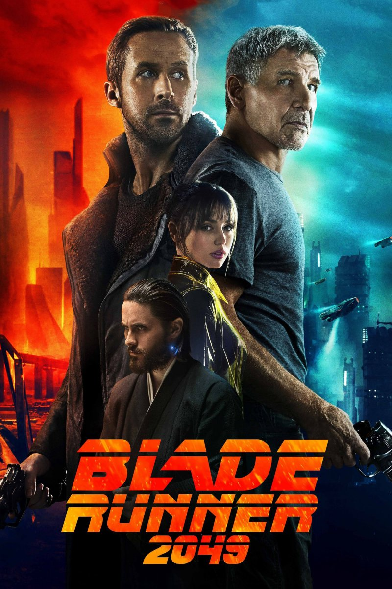 Blade runner 2049: Too dark and depressing for my taste.