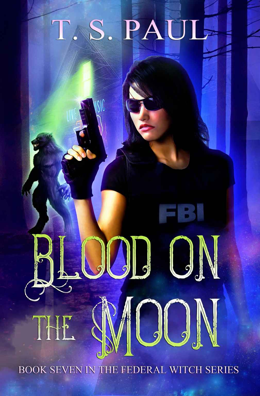Blood on the Moon: Another read worthy Federal Witch book.