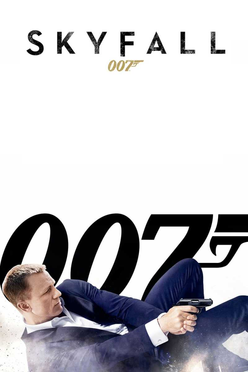 Skyfall: This is not a Bond movie!