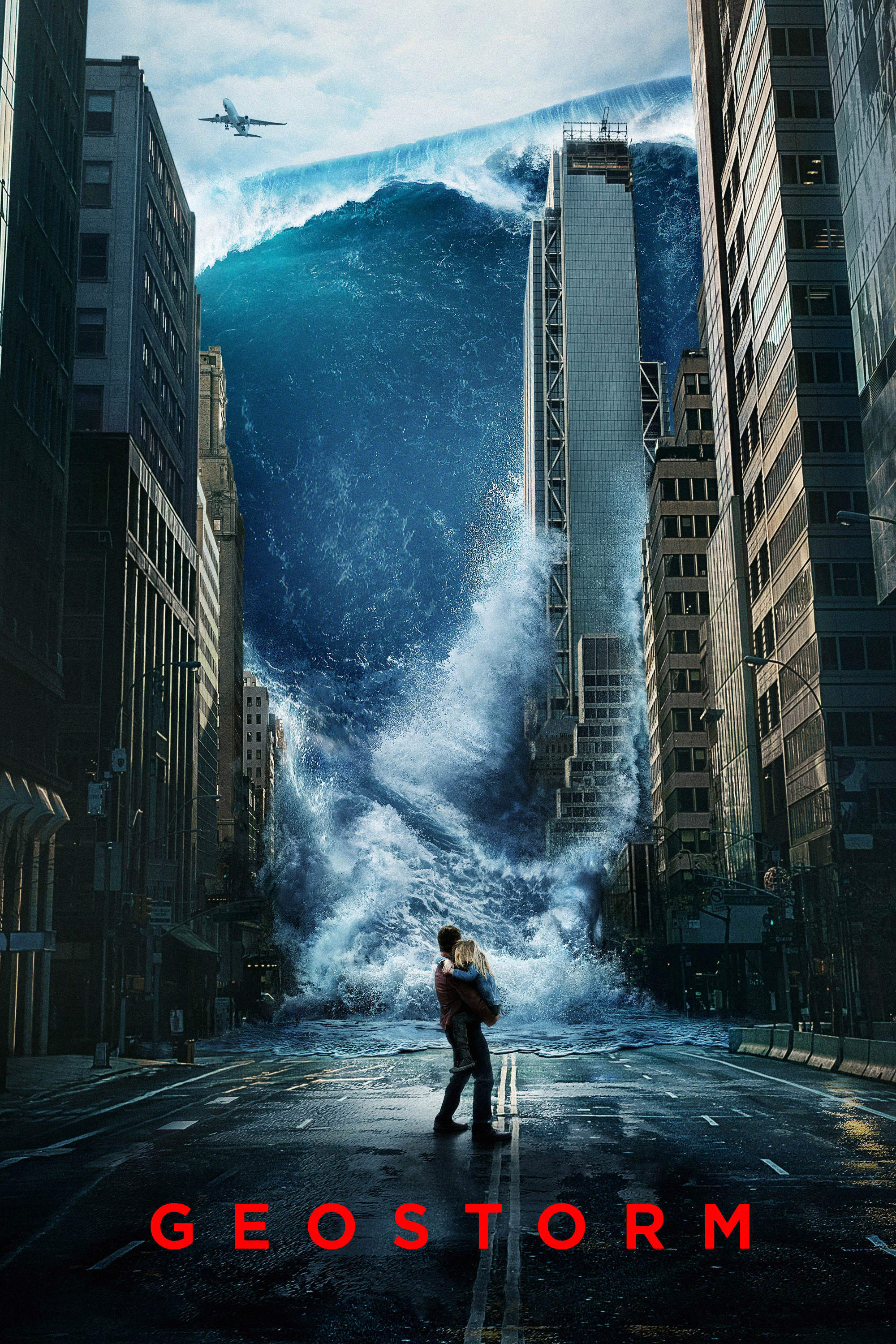 Geostorm: Not too bad actually.