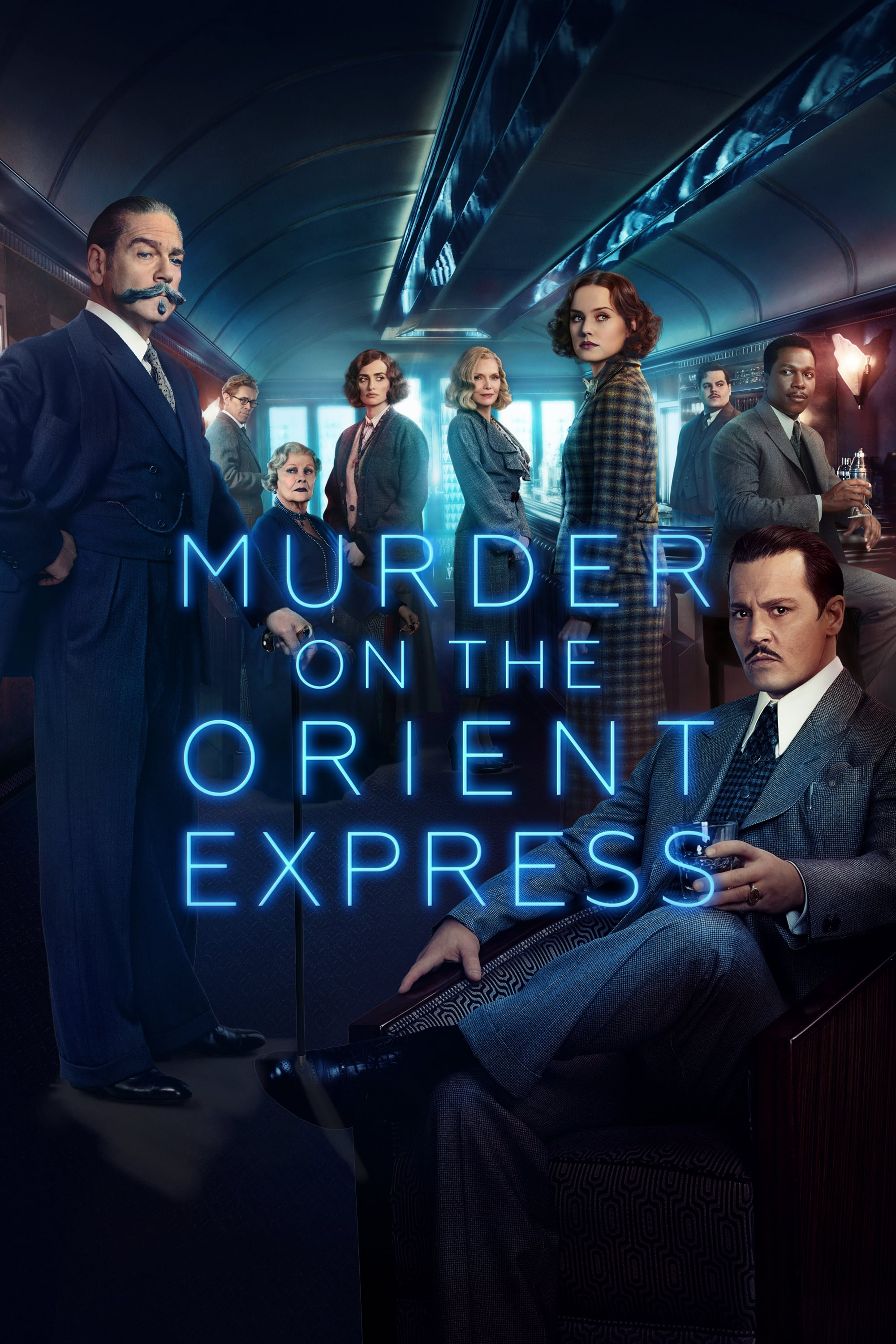 Murder on the Orient Express (2017): Why?