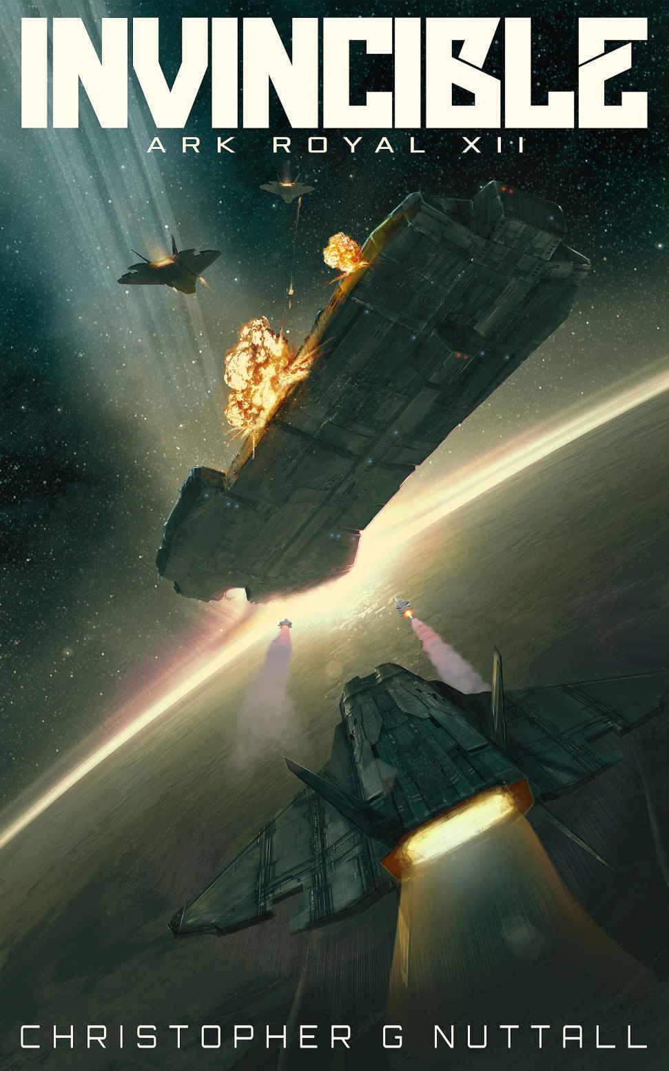 Invincible: Excellent military sci-fi adventure.