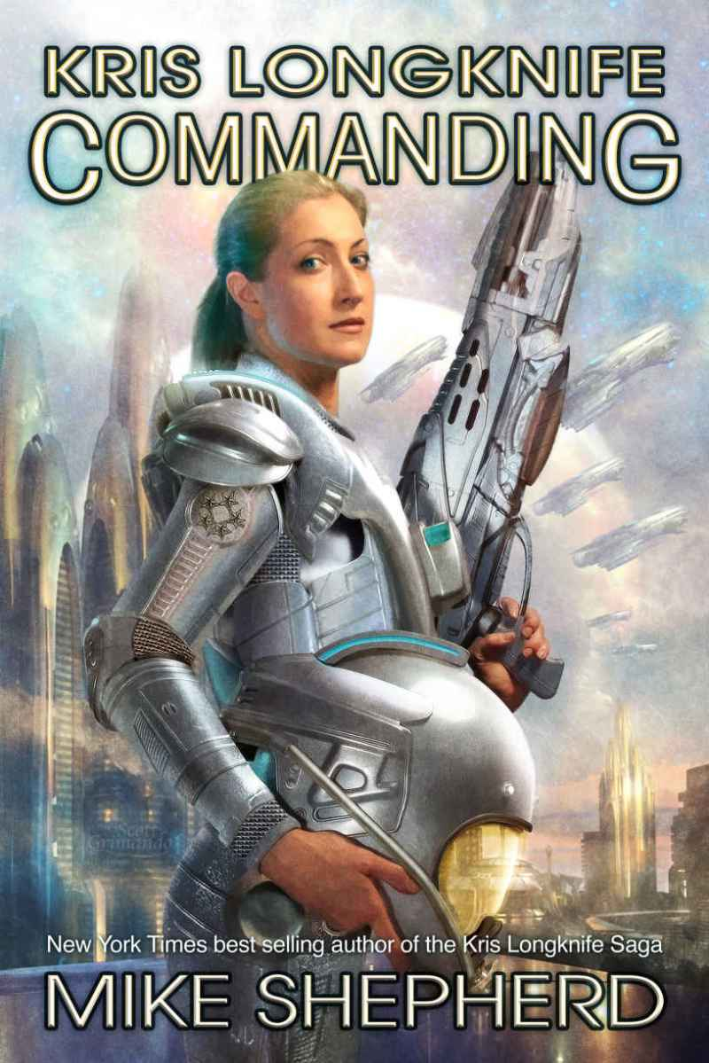 Commanding: Another good Longknife novel.