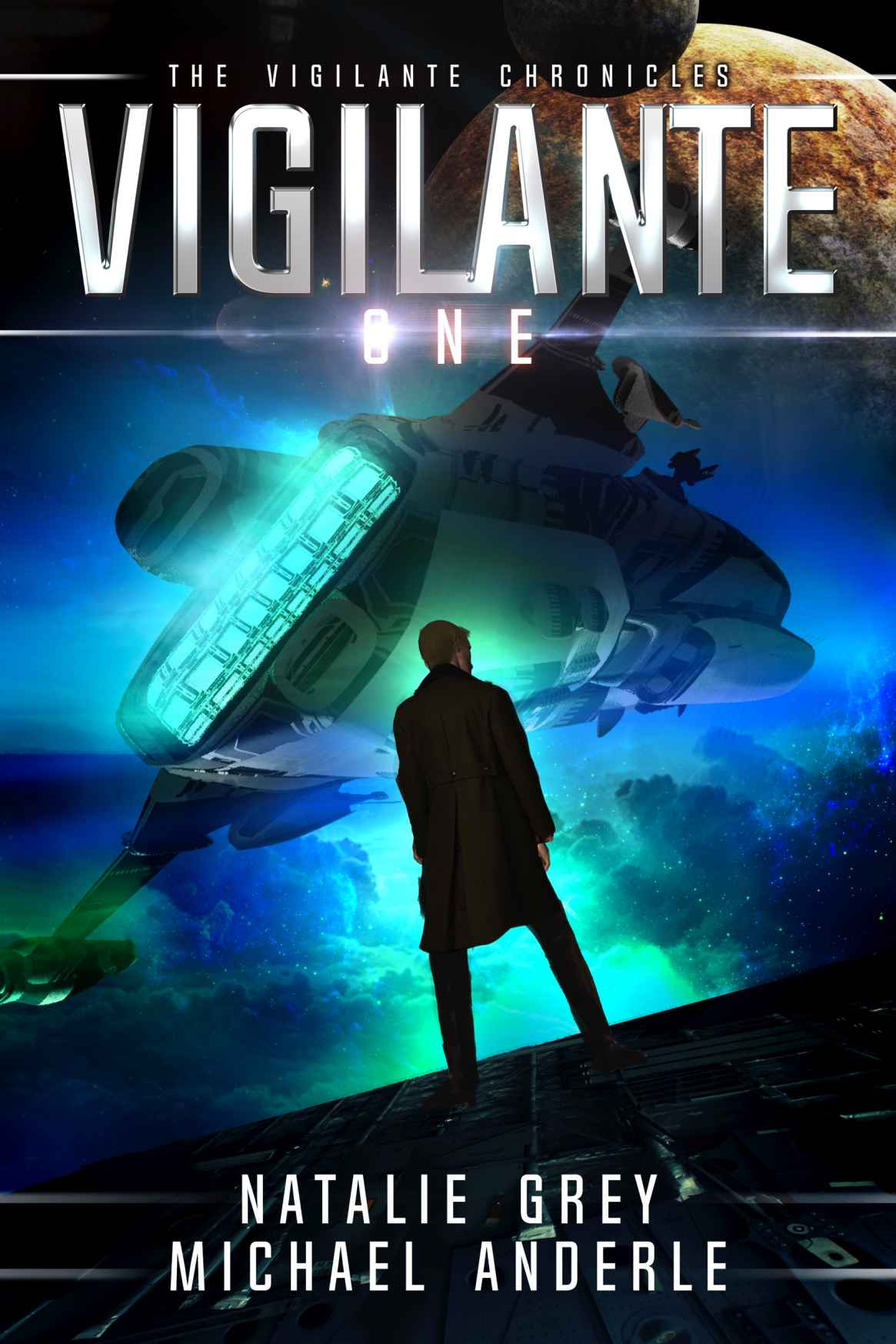 Vigilante: Decent addition to the Kurtherian universe.