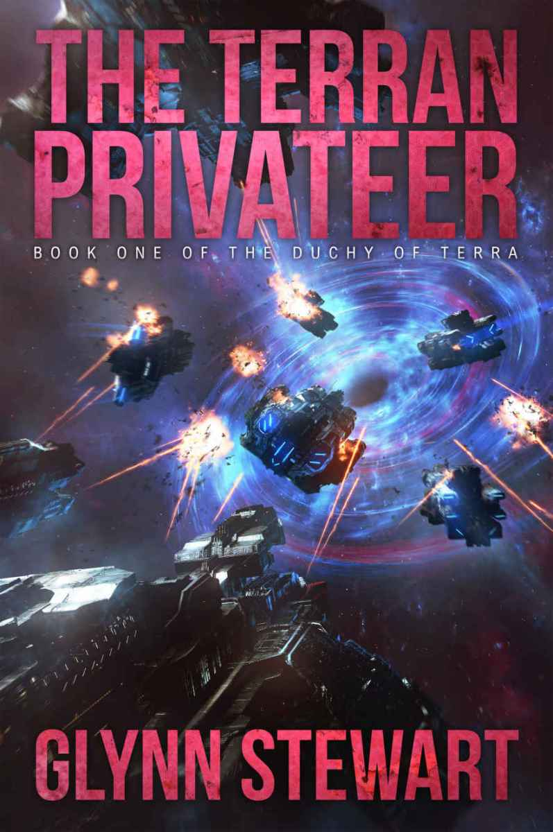 The Terran Privateer: A surprisingly likable space adventure.
