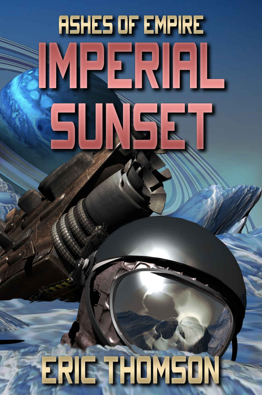 Imperial Sunset: Good implementation of a fairly common theme.
