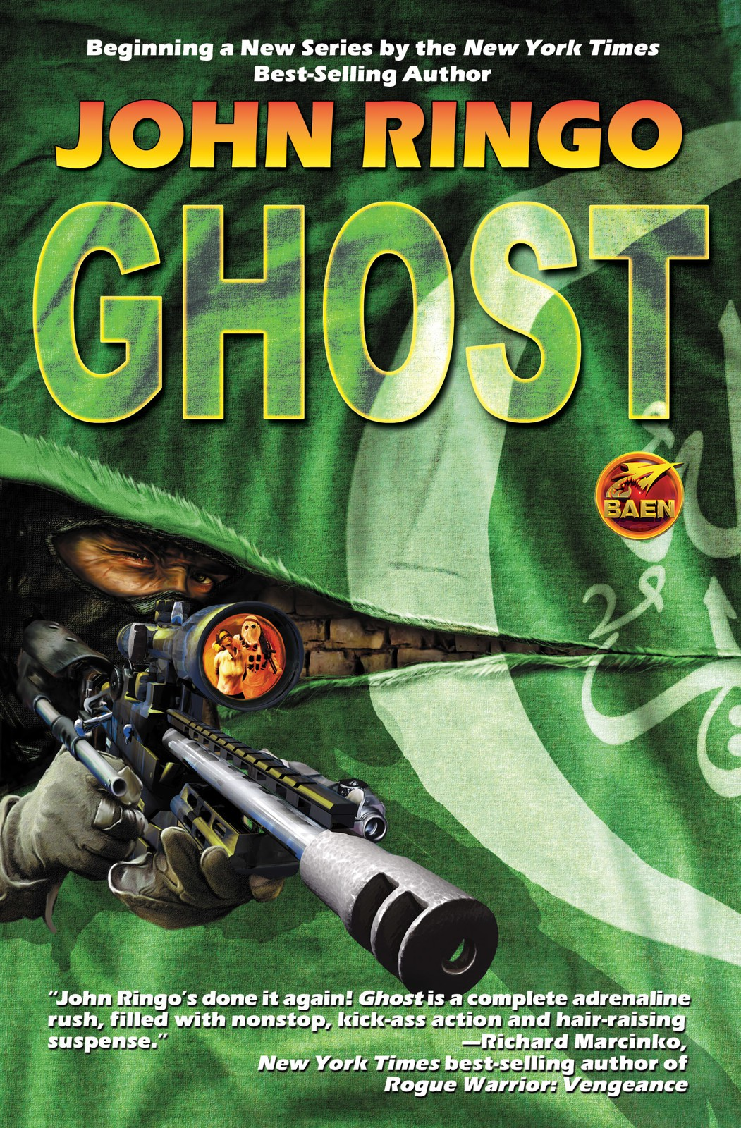 """Ghost: The phrase """"the good, the bad and the ugly"""" fits this book quite well."""