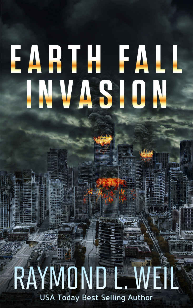 Earth Fall 1-3: A nice little alien invasion trilogy.